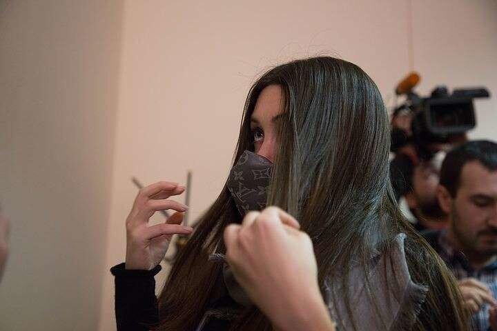 Мару Багдасарян за прогул обязательных работ арестовали на шесть суток