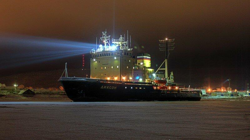 Морские испытания лазерной установки для ледоколов будут начаты в ноябре 2017 года