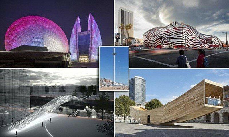 Лучшие архитектурные проекты мира