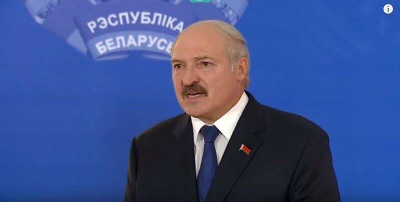 Лукашенко ответил латвийской журналистке о России
