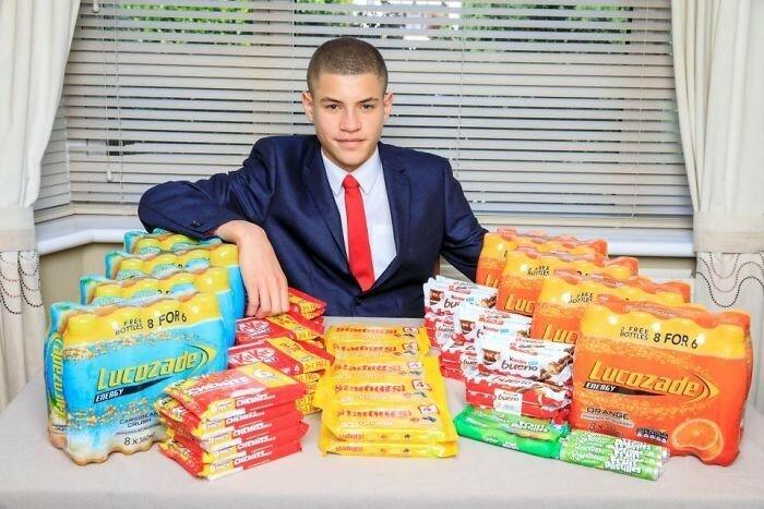 15-летний лондонский подросток создал бизнес-империю, продавая шоколадки в школьном туалете