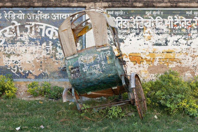 Забытые рикши
