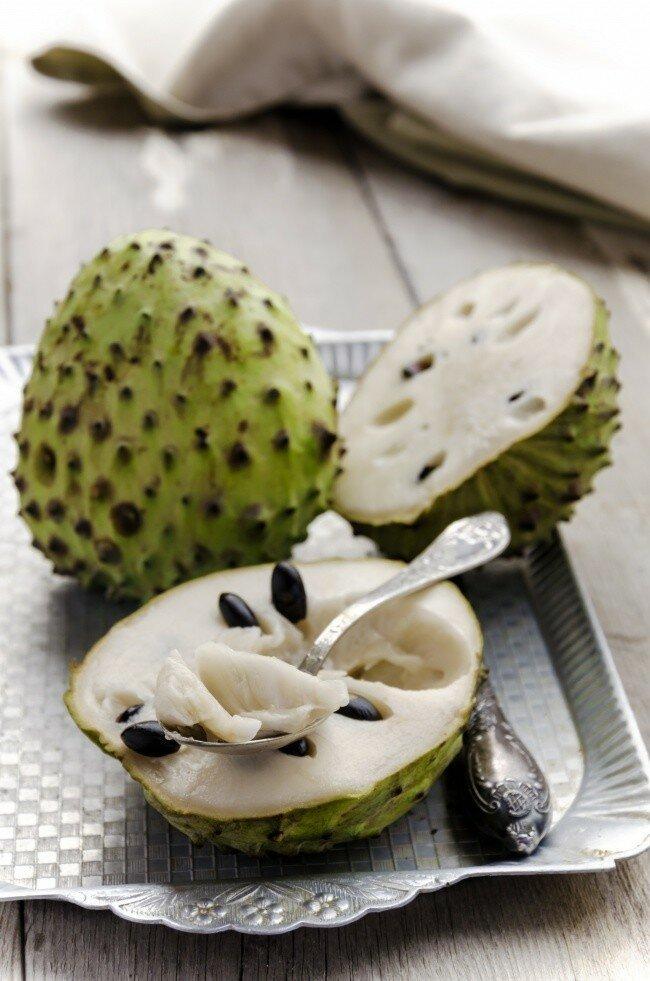 Редчайшие экзотические фрукты