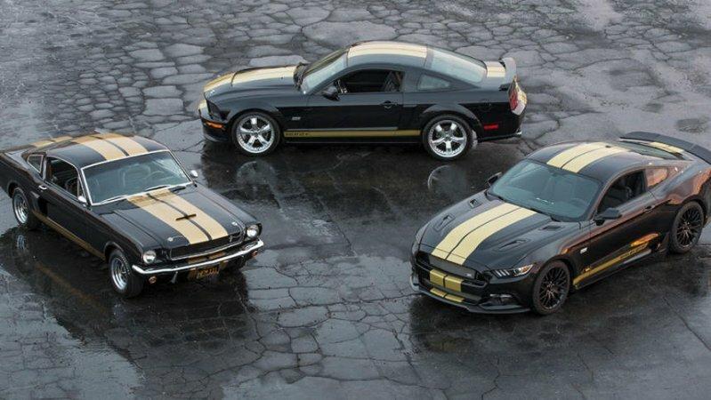 Удовольствие в аренду. Shelby Mustang для прокатной конторы Hertz