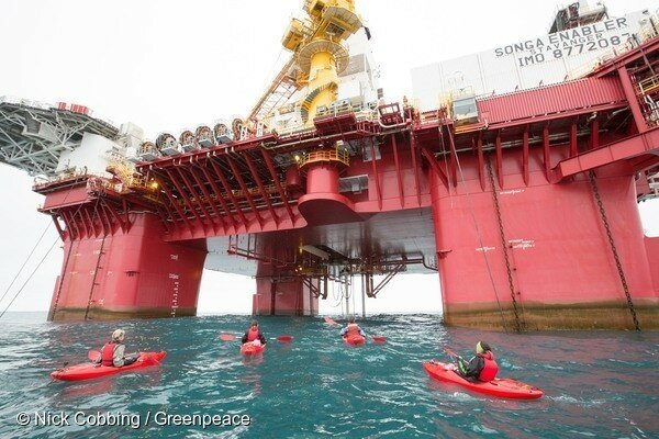 "Норвежцы арестовали знакомое нам по 2013 году Гринпис судно ""Arctic Sunrise"", экипаж и 35 активистов"