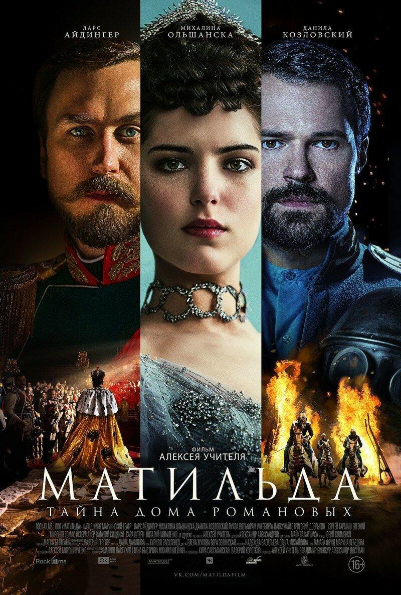 Матильда и Николай II (о фильме и реальных событиях)