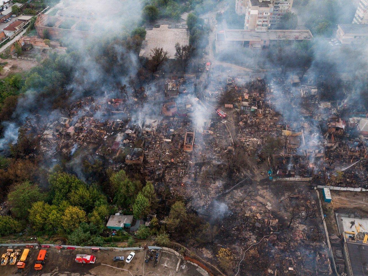 Район, которого больше нет: фотопутешествие по ростовской «Говнярке»