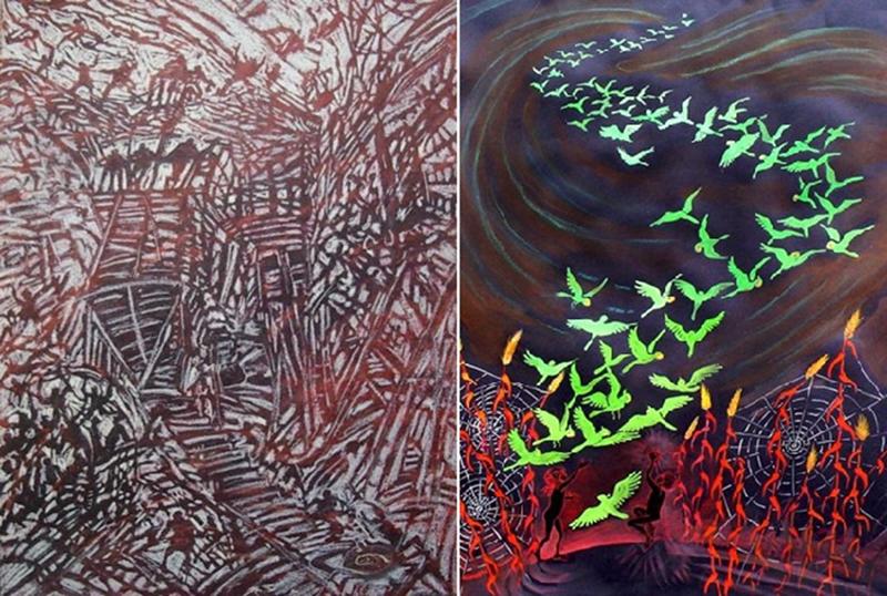 Поддельное искусство. Псевдо абориген или Кузьмы Прутков по-австралийски
