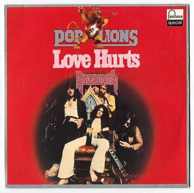 История одной песни Love Hurts