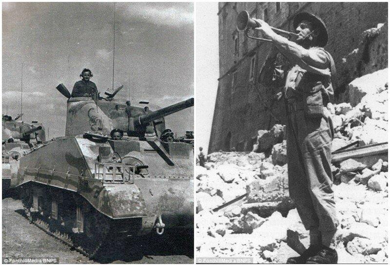 Фронтовая хроника Второй мировой: битва под Монте-Кассино