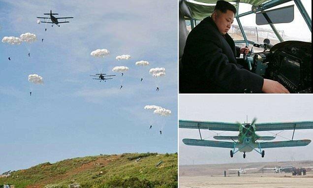 """Захватывать Южную Корею - так на """"кукурузниках"""": северокорейские Ан-2 готовы к бою"""