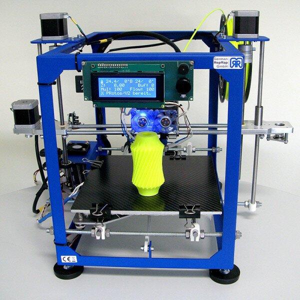 Как самостоятельно выбрать  комплектующие детали для сборки 3D принтера в домашних условиях