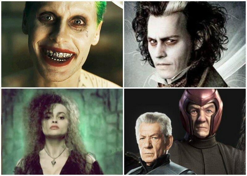 Эти актеры могут быть кем угодно: 10 актеров-хамелеонов
