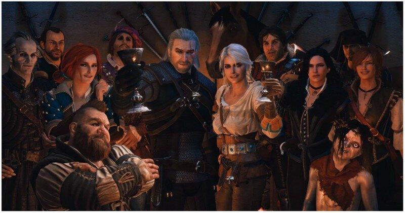 """Вот так игровые студии должны относиться к своим фанатам! Геральт из Ривии поздравляет игроков с 10-летием серии игр """"Ведьмак"""""""