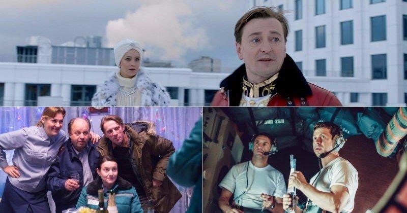 Главные российские фильмы осени