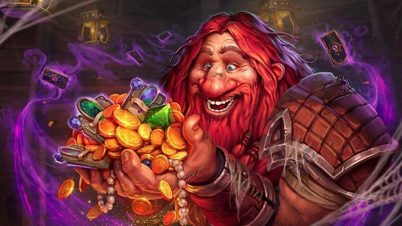 Какие подарки получают сотрудники Blizzard Entertainment за выслугу лет