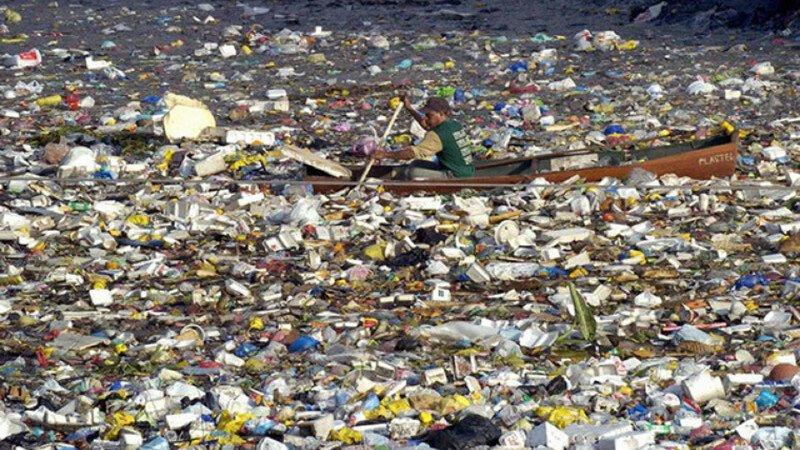 Тихоокеанское мусорное пятно предлагают признать государством