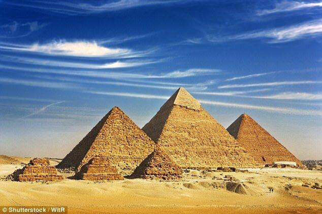 Археологи раскрыли секрет возведения знаменитой пирамиды Хеопса