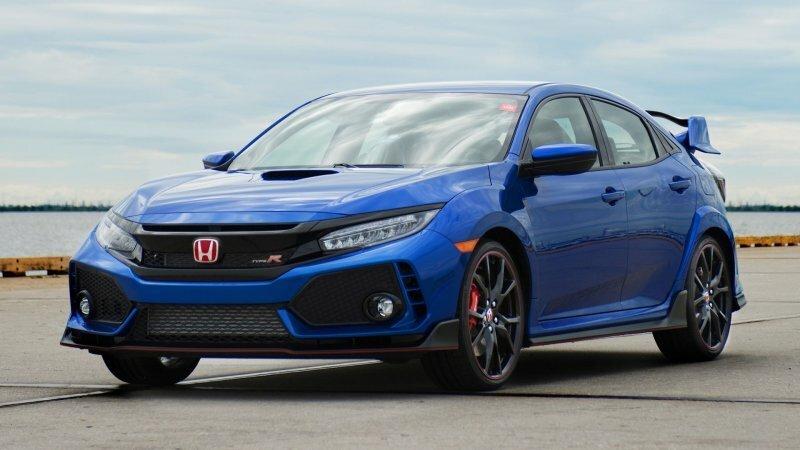 Honda Civic Type R - обычный хэтчбек в шесть раз дороже