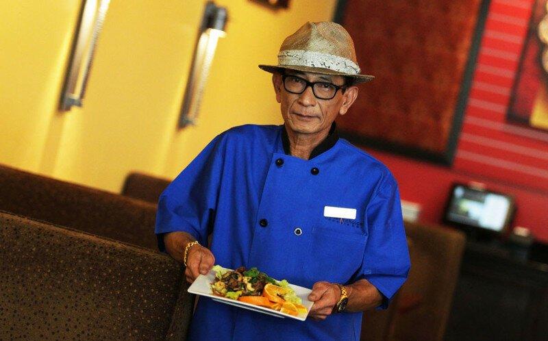 Каждую осень ресторан закрывается на две недели, чтобы шеф-повар смог съездить навестить родных