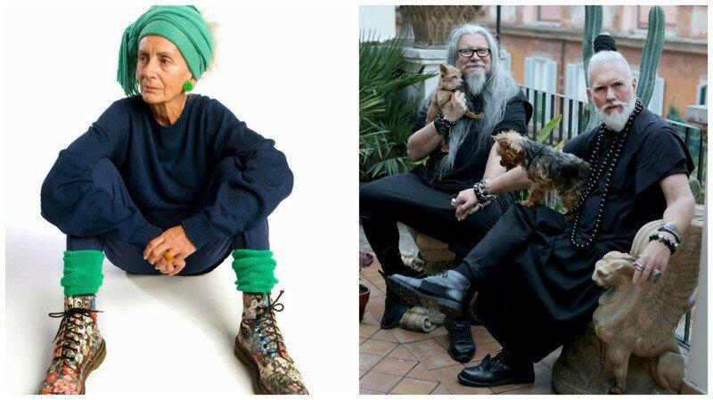 Стильная старость: стареть можно красиво