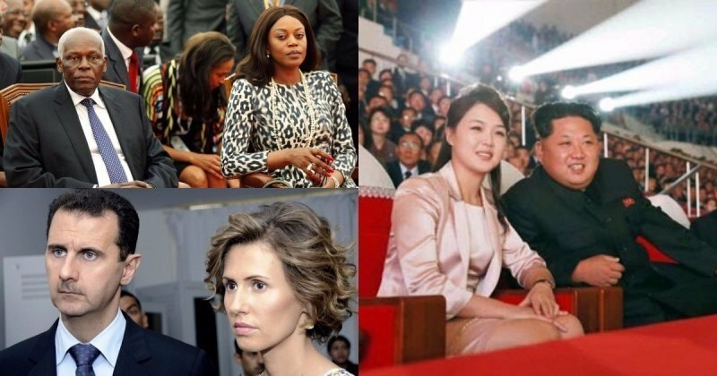 Авторитарная любовь: самые красивые жены диктаторов