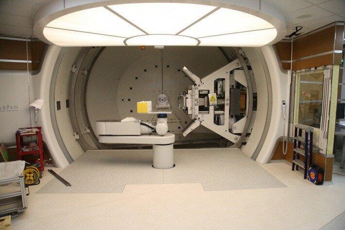 В С-Петербурге открылся первый российский центр протонно-лучевой терапии