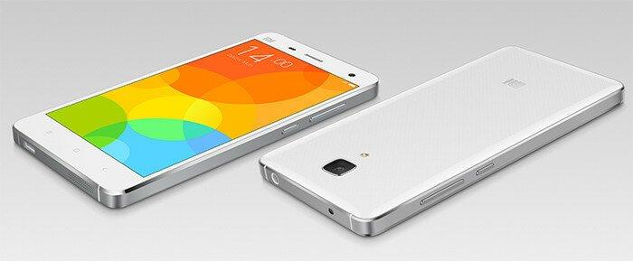 Xiaomi Mi4: китайские смартфоны уверенно завоевывают мир
