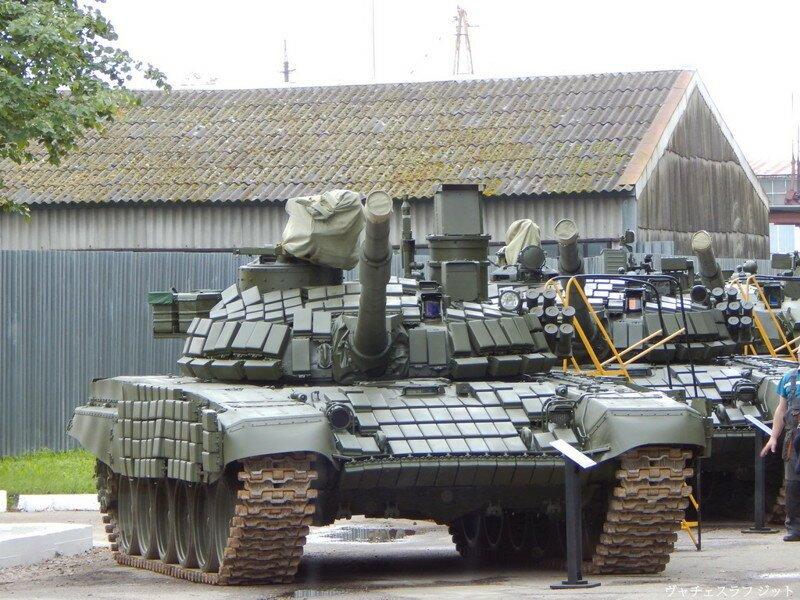 А так модернизируют танки