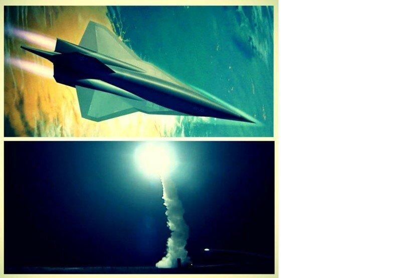 Прорыв SR-72 в воздушно-космические «бреши» России - дело нескольких минут! Споткнётся ли потомок «Б