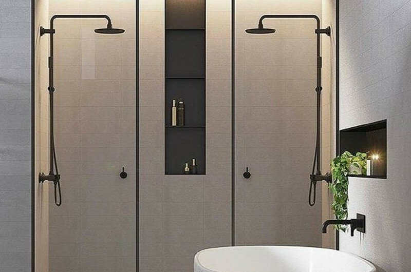 Вот так выглядит идеальная ванная комната!