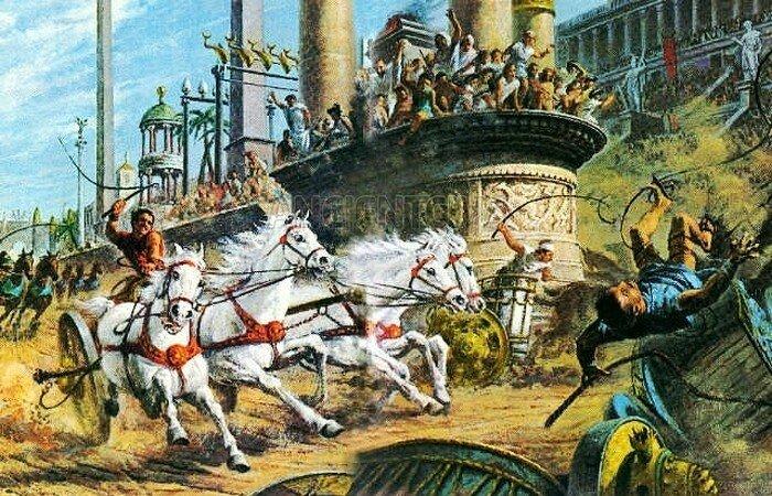 Шокирующие традиции Византийской империи