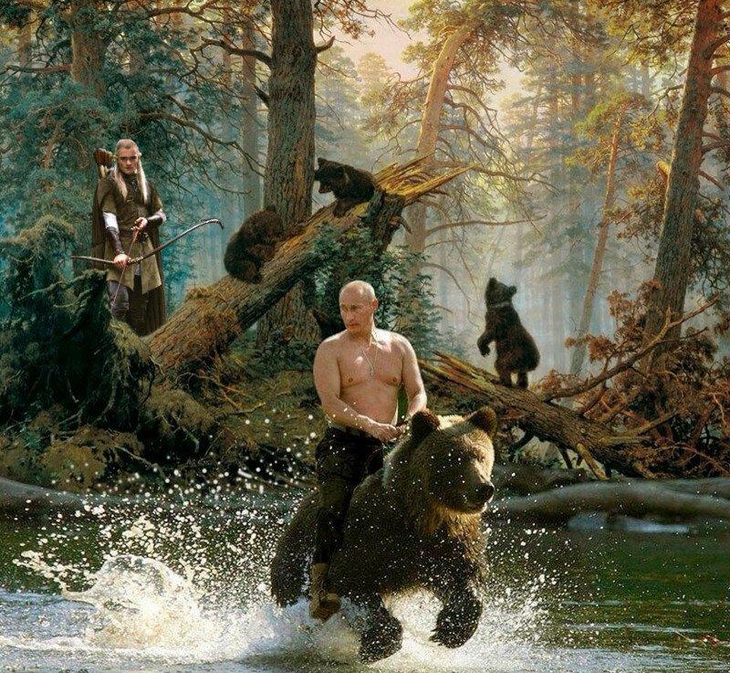 Владимиру Путину — 65! а это фото из архивов, на которые может смотреть не каждый