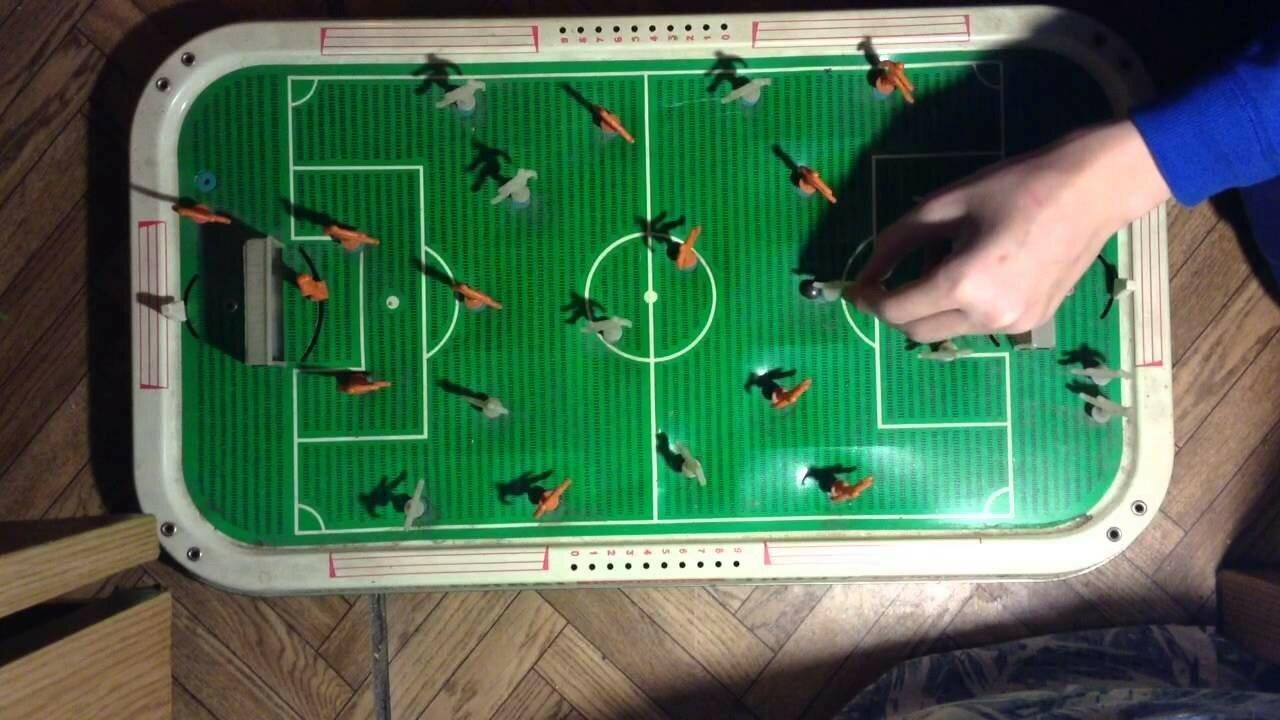 История настольного футбола