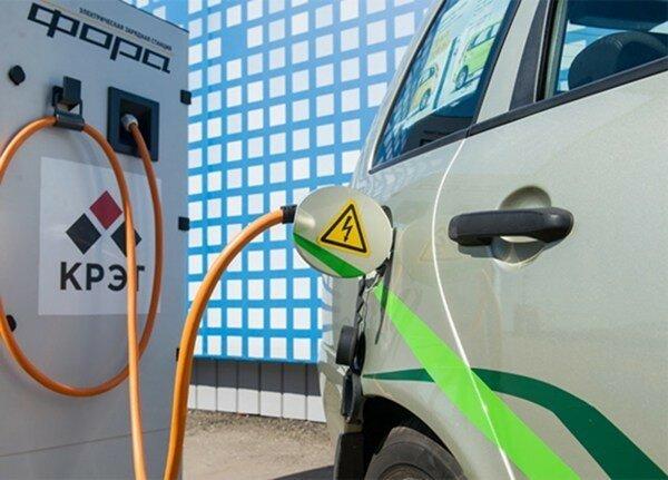 Первая российская электрозаправка «ФОРА» выходит в серийное производство