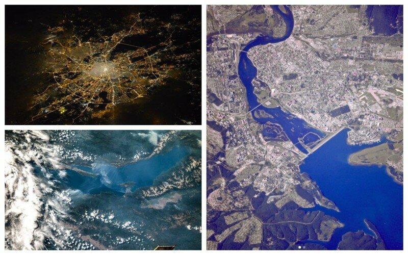 Российские космонавты-испытатели делятся уникальными снимками с МКС