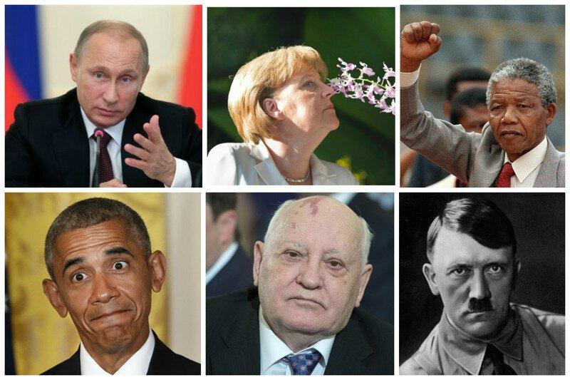 Трамп - моль, Обама - лишайник, а  Гитлер - жук