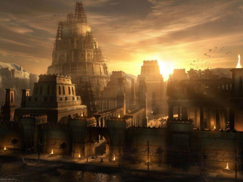 Вавилон: первый мегаполис Древнего мира