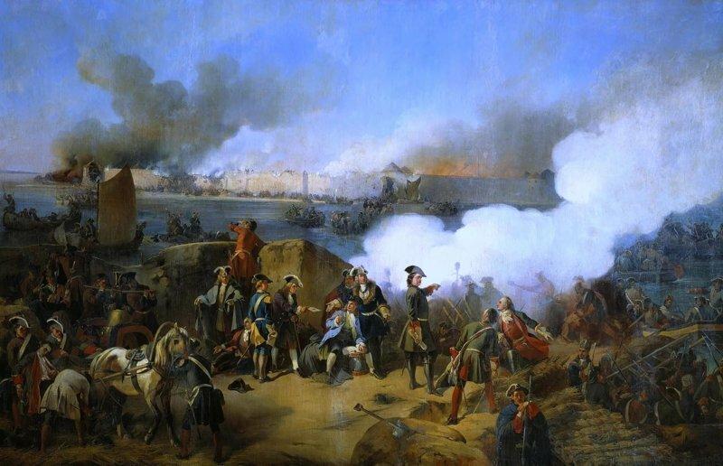 22 октября 1702 г. 315 лет назад