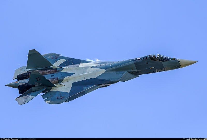Удивительная красота, мощь и маневренность СУ-57! Самолет НЛО!