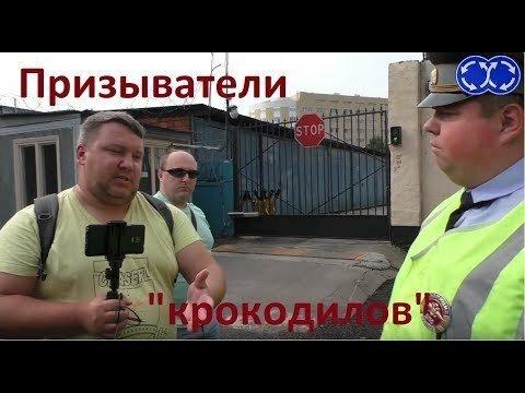 """Вектор Движения №155 Призыватели """"крокодилов"""""""