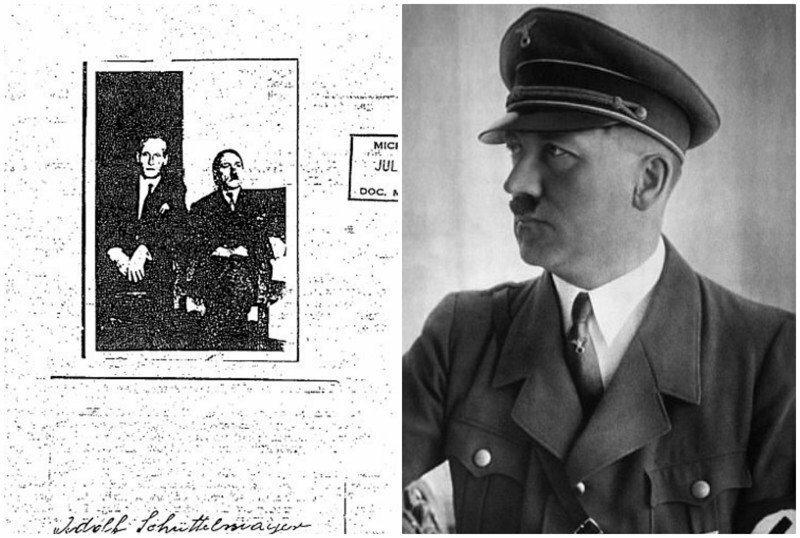 Гитлер жил в Колумбии после 1945? ЦРУ представило рассекреченные документы