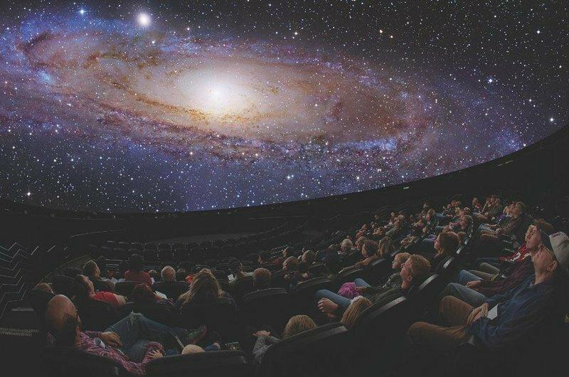 В Петербурге открылся крупнейший в мире планетарий