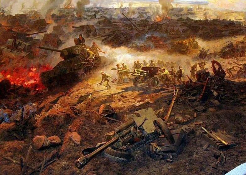 Интересно о битве на Курской Дуге