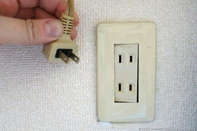 Электричество в Японии
