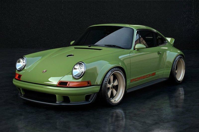 Williams и Singer занимаются созданием уникального Porsche из 90-х