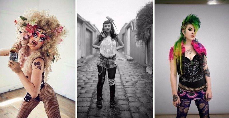 «Панки девушки»: портреты австралийского андеграунда во всех его ипостасях
