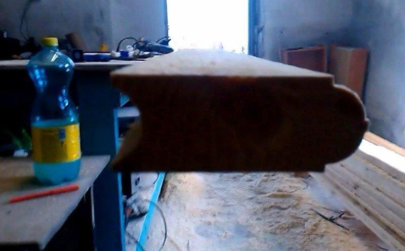 Продолжение постройки бани-бочки самостоятельно