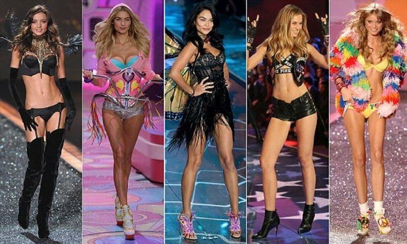 Лучшие австралийские модели Victoria's Secret