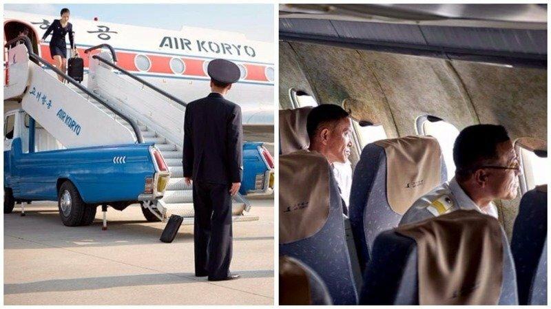 Единственная авиакомпания Северной Кореи: небольшой фоторепортаж